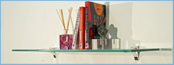 Cardinal Glass Shelves - 4\