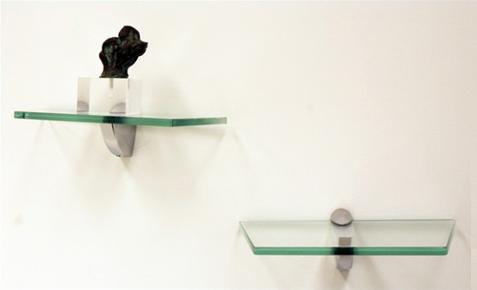 Collector Glass Shelves