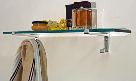 Hawk Glass Shelves