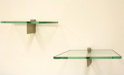 Memento Glass Shelves