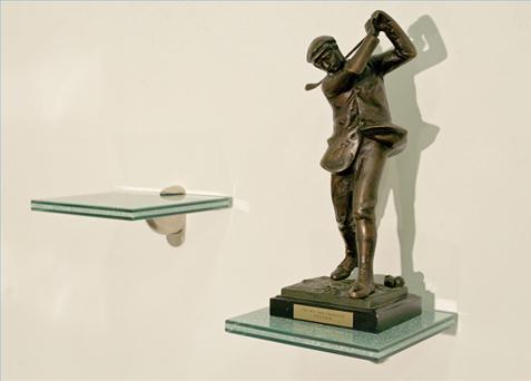 Trophy Glass Shelves